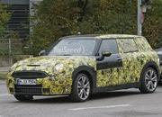 Spy Shots: Mini Clubman Spied Inside and Out - image 608946