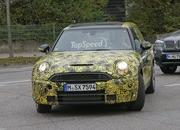 Spy Shots: Mini Clubman Spied Inside and Out - image 608947