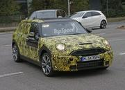 Spy Shots: Mini Clubman Spied Inside and Out - image 608948