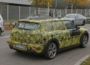 Spy Shots: Mini Clubman Spied Inside and Out - image 608951