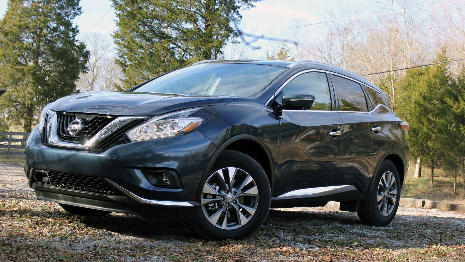 2014 nissan murano driven picture 612104 car review. Black Bedroom Furniture Sets. Home Design Ideas