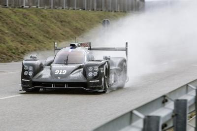 Porsche has revealed its newest 919 Hybrid racecar. Check out all of its details at TopSpeed.com.