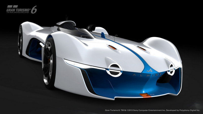 2015 Alpine GT6 Vision GT Sports Car Computer Renderings and Photoshop - image 614065