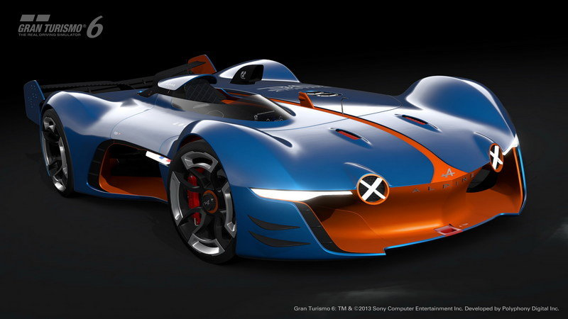 2015 Alpine GT6 Vision GT Sports Car Computer Renderings and Photoshop - image 614067