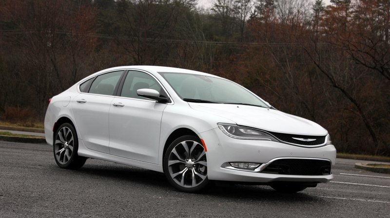 2015 Chrysler 200C - Driven