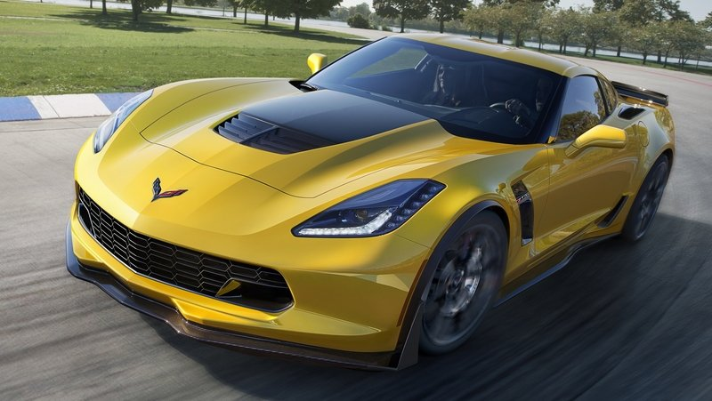 2015 Corvette Z06 Reportedly Lapped the Nurburgring in Under 7 Minutes