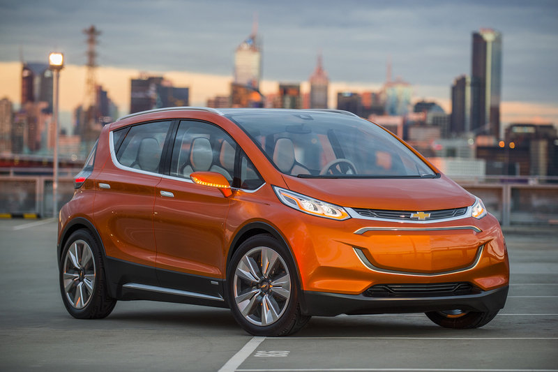 2015 Chevrolet Bolt EV Concept High Resolution Exterior Wallpaper quality - image 610183