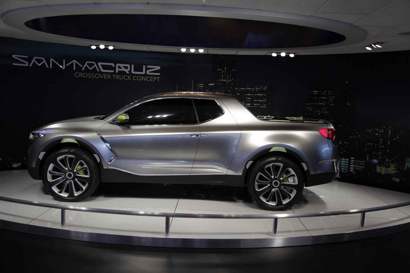 The Hyundai Pickup Will Be Rough, Tough, and Ladder-Framed Exterior - image 611035
