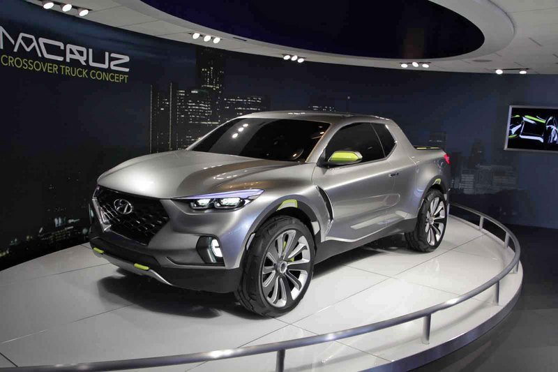 The Hyundai Pickup Will Be Rough, Tough, and Ladder-Framed Exterior - image 611038
