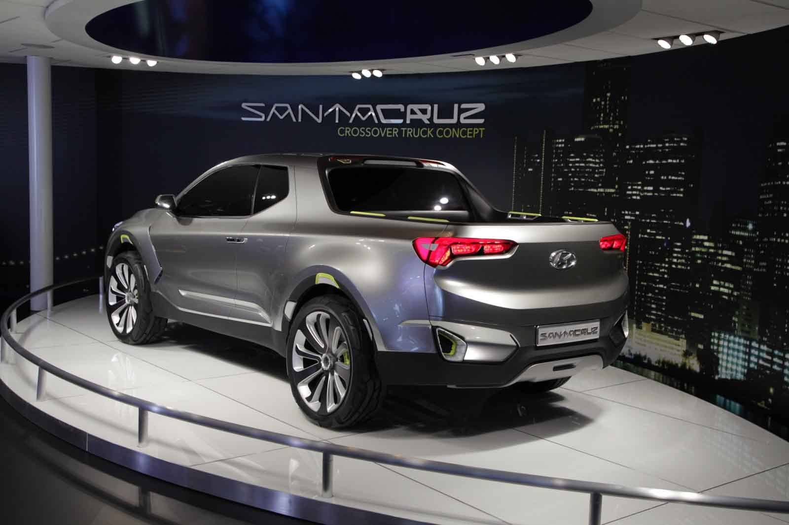 2015 hyundai santa cruz crossover truck concept picture 611033 truck review top speed. Black Bedroom Furniture Sets. Home Design Ideas