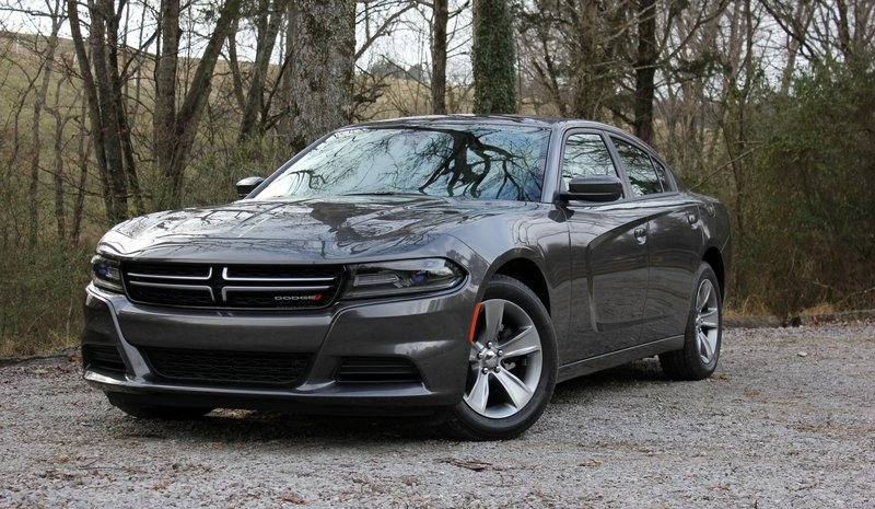 2015 Dodge Charger - Driven