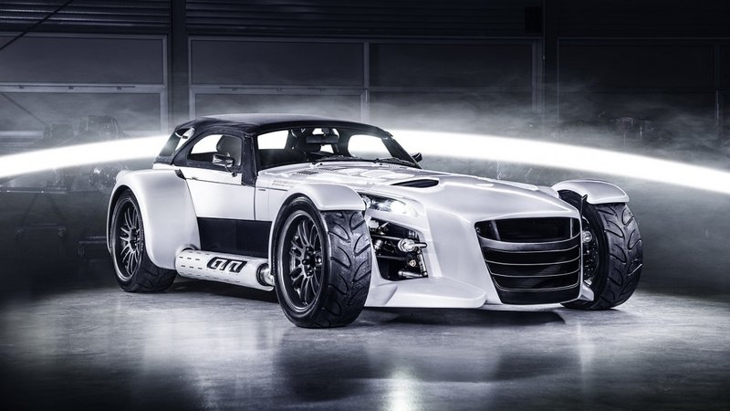 2015 Donkervoort D8 GTO Bilster Berg Edition