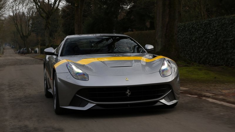 2015 Ferrari F12berlinetta Tour de France Edition