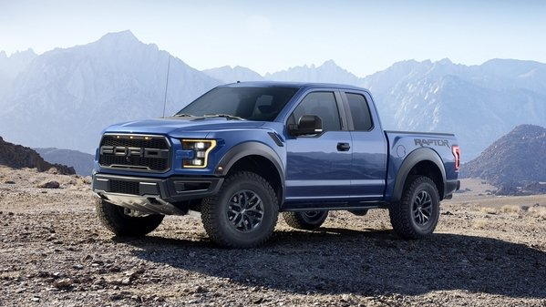 After much speculation, Ford has partially unveiled the 2017 F-150 SVT Raptor. It's down two cylinders, up a pair of turbochargers, and more powerful than ever, Check out the details at TopSpeed.com.