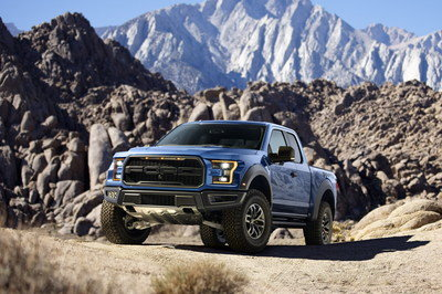 2017 Ford F-150 Raptor - image 610255