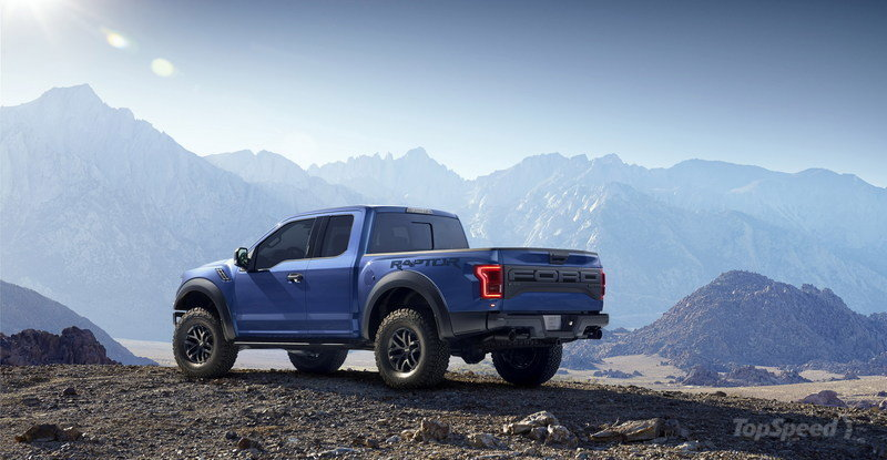 Chevy Colorado ZR2 Bison vs Ford F-150 Raptor