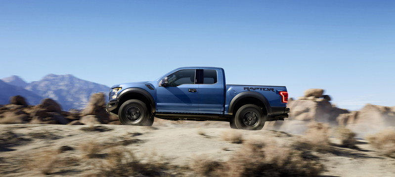 Is a Ford Performance 2019 F-150 Raptor V-8 Actually Going to Happen?