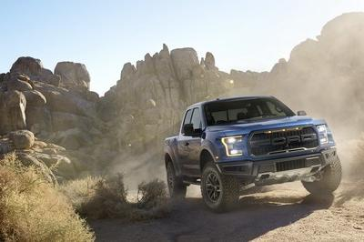 2021 Ram 1500 TRX vs. Ford F-150 Raptor