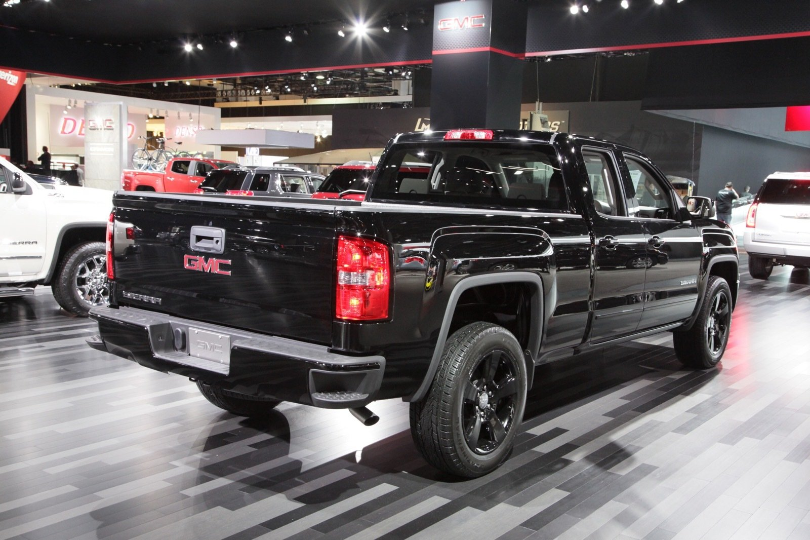 2015 gmc sierra special edition autos post. Black Bedroom Furniture Sets. Home Design Ideas