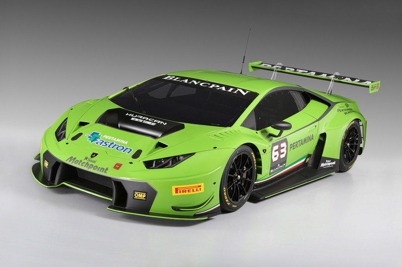 2015 Lamborghini Huracan GT3 High Resolution Exterior Wallpaper quality - image 612288