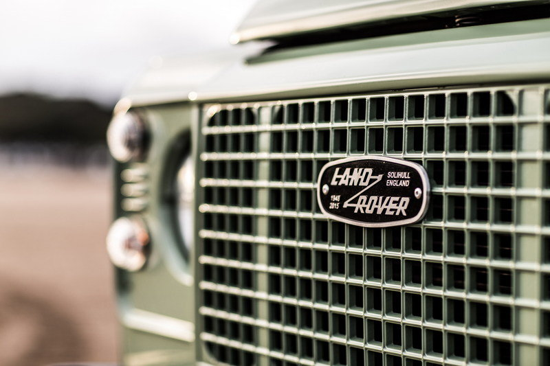 2015 Land Rover Defender Heritage Edition High Resolution Exterior - image 609259