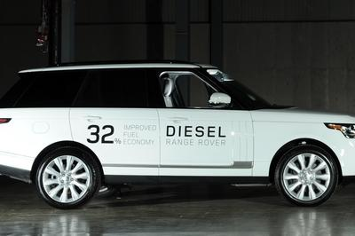 2016 Land Rover Range Rover Td6 - image 610485