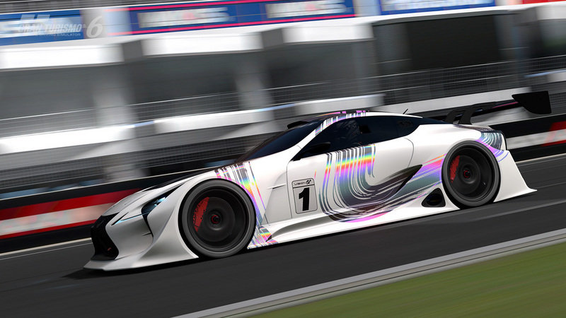 "2015 Lexus LF-LC GT ""Vision Gran Turismo"" High Resolution Exterior - image 614680"