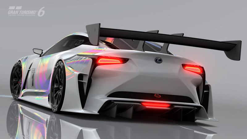 "2015 Lexus LF-LC GT ""Vision Gran Turismo"" High Resolution Exterior - image 614681"