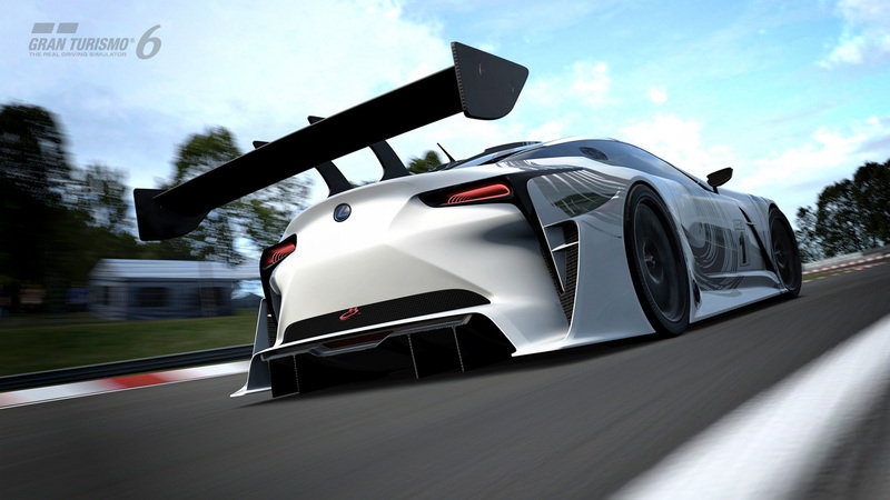 "2015 Lexus LF-LC GT ""Vision Gran Turismo"" High Resolution Exterior - image 614683"