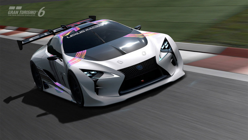 "2015 Lexus LF-LC GT ""Vision Gran Turismo"" High Resolution Exterior - image 614677"