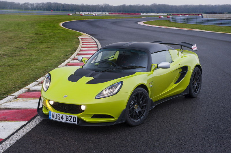 2015 Lotus Elise S Cup High Resolution Exterior Wallpaper quality - image 611631