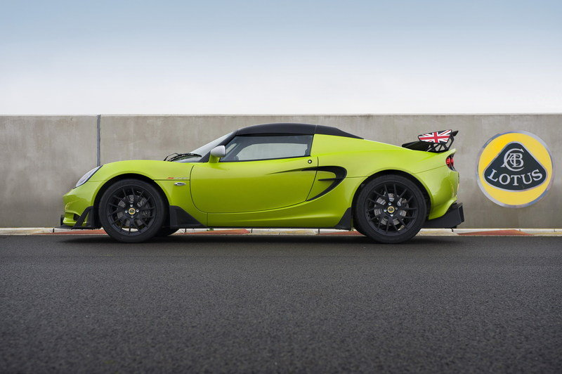 2015 Lotus Elise S Cup High Resolution Exterior - image 611632