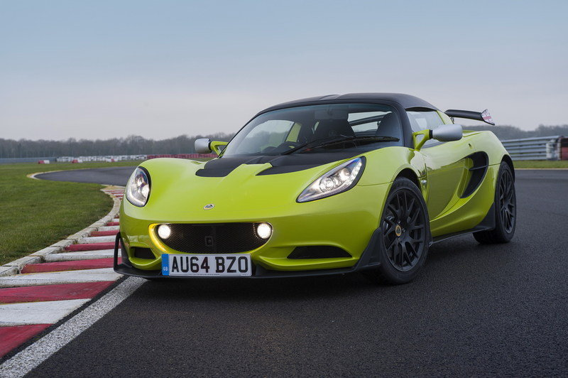 2015 Lotus Elise S Cup High Resolution Exterior - image 611633