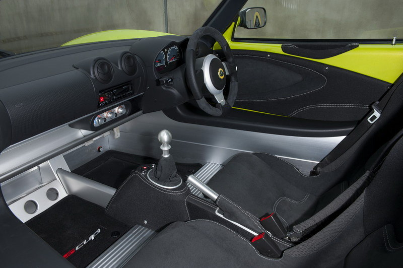 2015 Lotus Elise S Cup Interior - image 611636