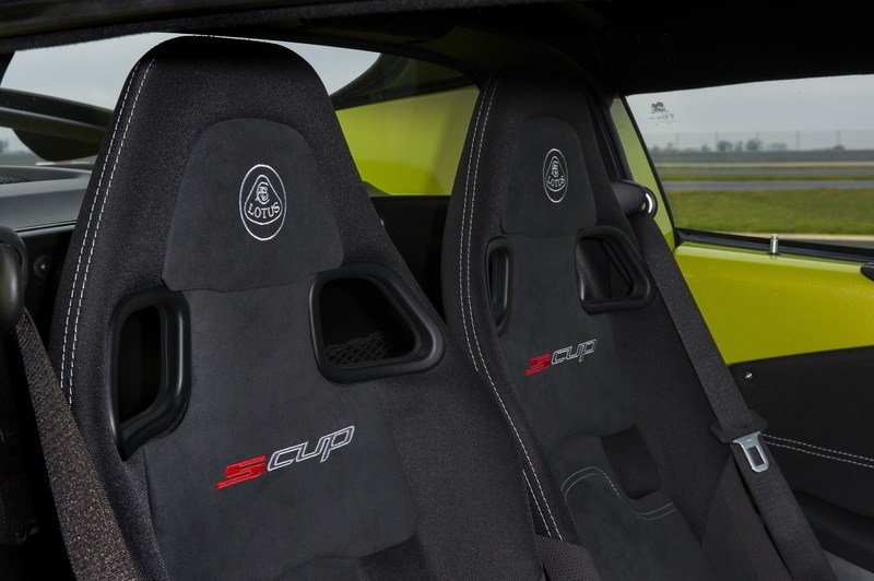 2015 Lotus Elise S Cup Interior - image 611641