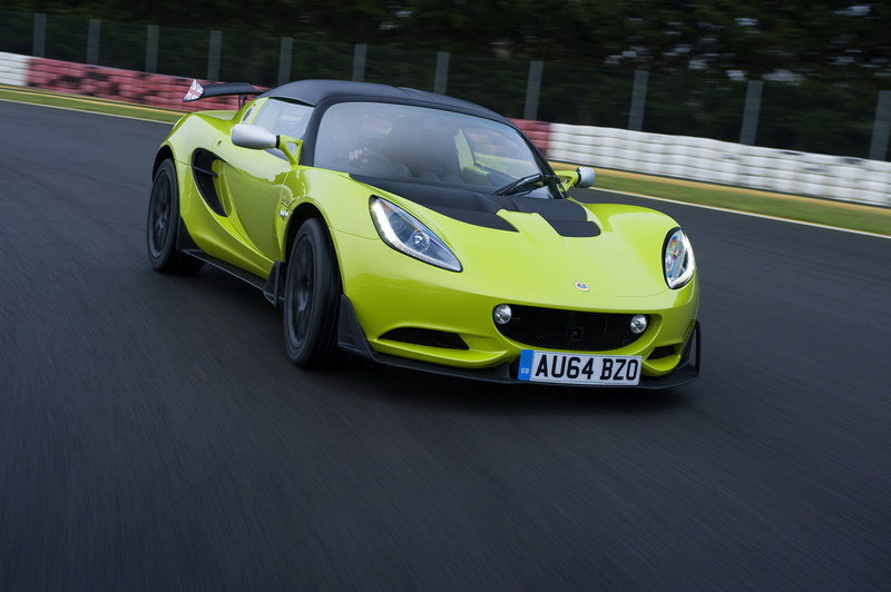 2015 Lotus Elise S Cup High Resolution Exterior - image 611648