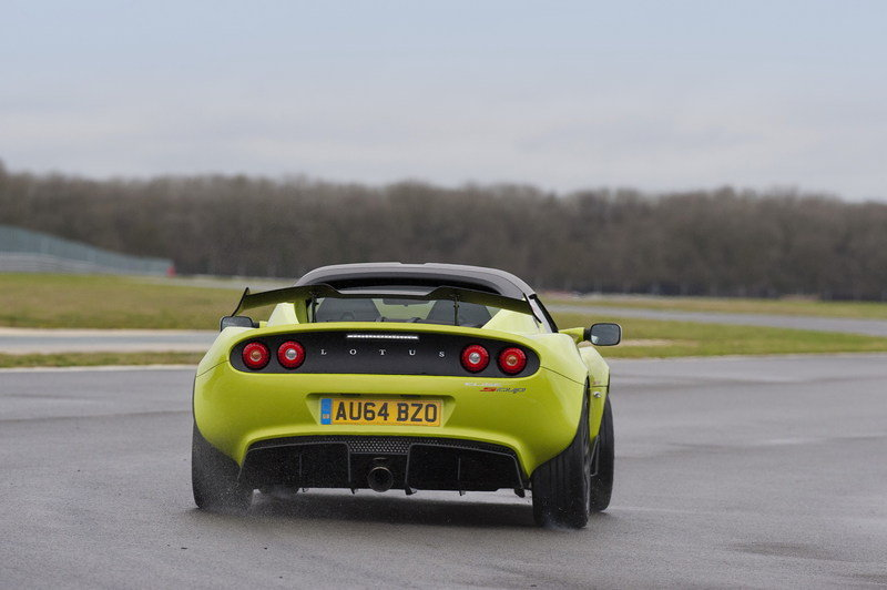 2015 Lotus Elise S Cup High Resolution Exterior - image 611649