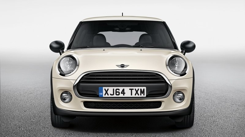 2015 Mini One First 5-Door