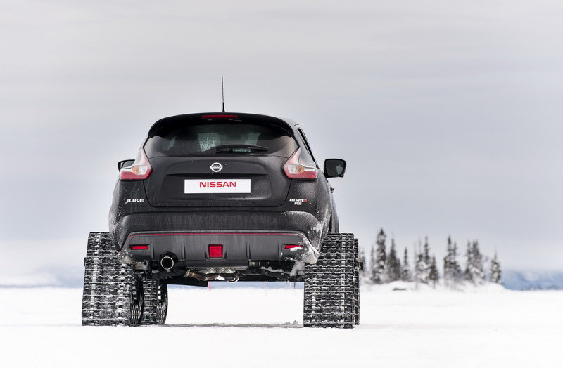 2015 Nissan Juke Nismo RSnow High Resolution Exterior - image 614613
