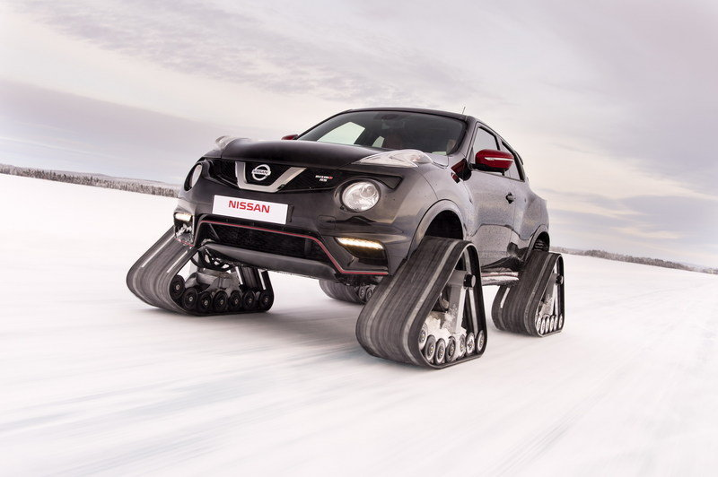 2015 Nissan Juke Nismo RSnow High Resolution Exterior - image 614617