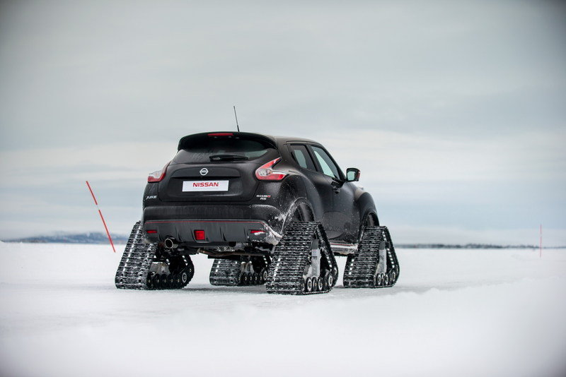 2015 Nissan Juke Nismo RSnow High Resolution Exterior - image 614619