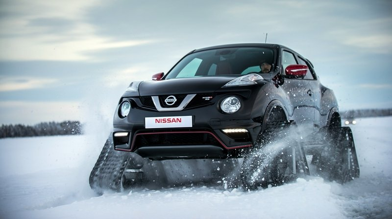 2015 Nissan Juke Nismo Rsnow Review Top Speed