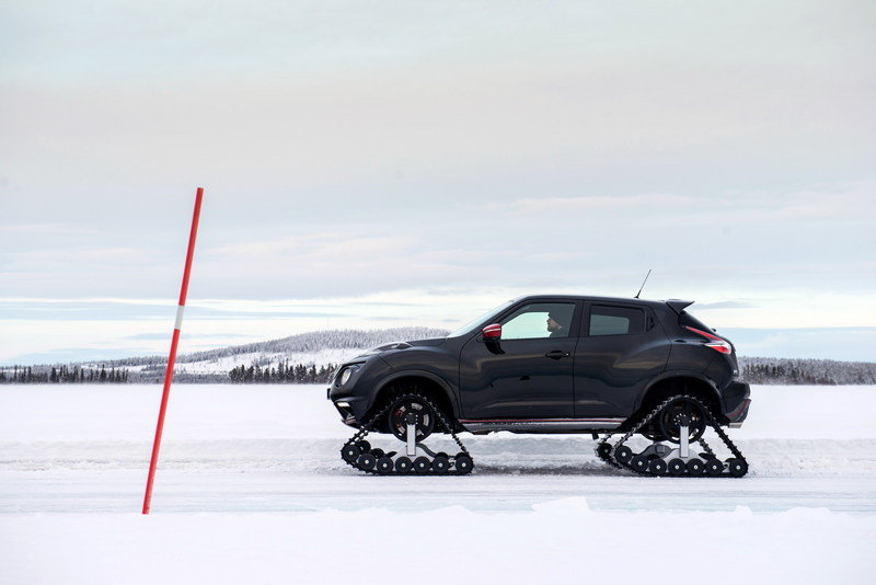 2015 Nissan Juke Nismo RSnow High Resolution Exterior - image 614607