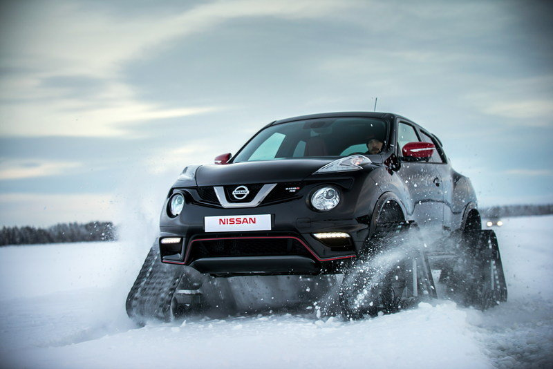 2015 Nissan Juke Nismo RSnow High Resolution Exterior - image 614609