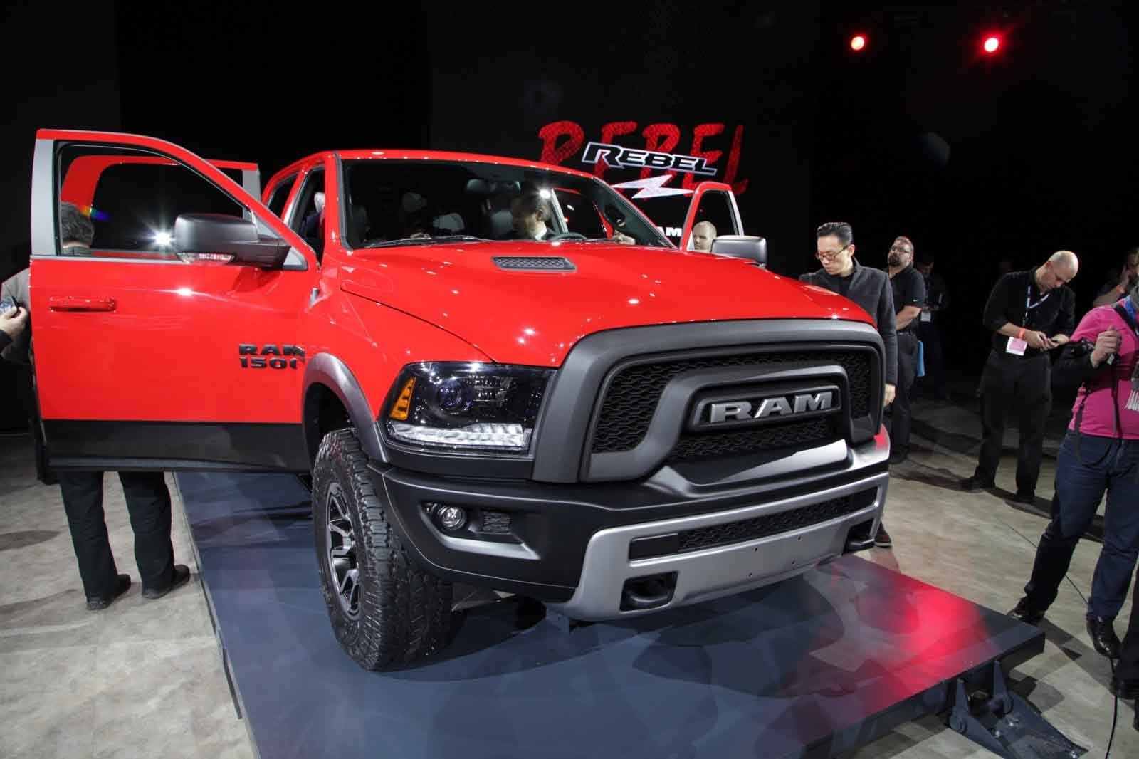 2015 ram 1500 rebel picture 612858 truck review top speed. Black Bedroom Furniture Sets. Home Design Ideas