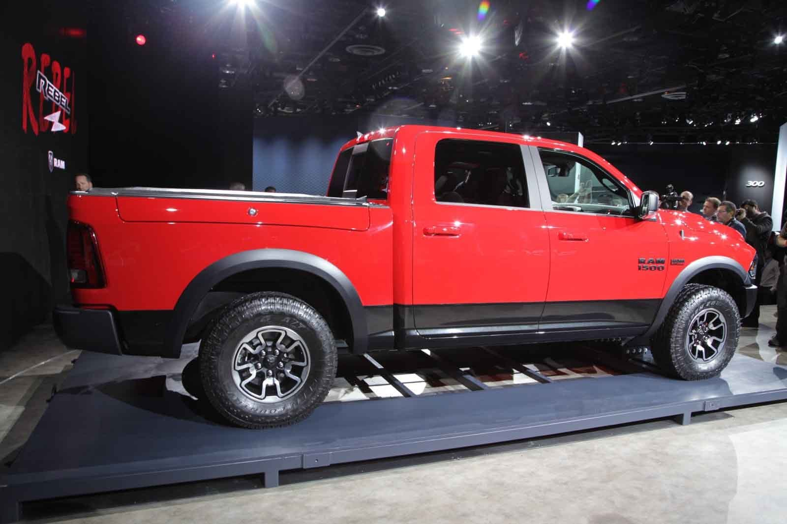 2015 ram 1500 rebel picture 612866 truck review top speed. Black Bedroom Furniture Sets. Home Design Ideas