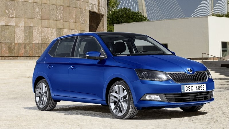 2015 Skoda Fabia High Resolution Exterior - image 609507
