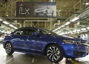 Production of the 2016 Acura ILX Begins - image 613784