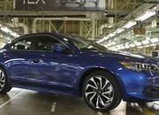 Production of the 2016 Acura ILX Begins - image 613785