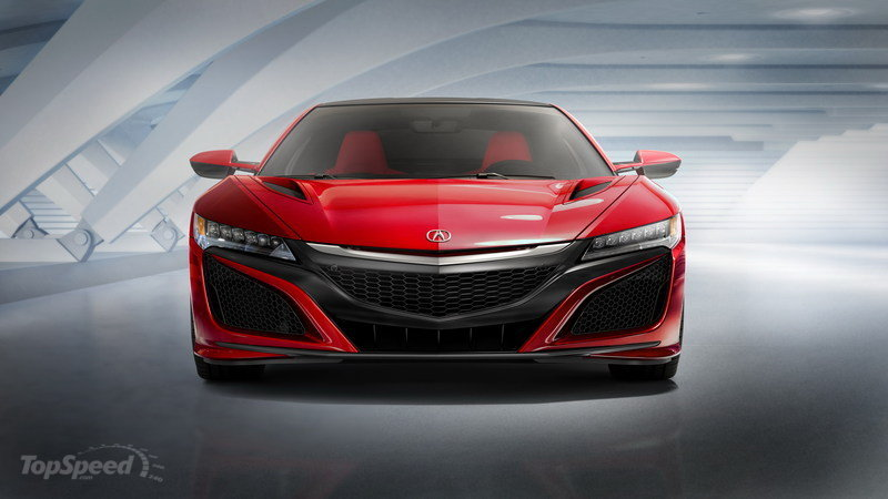 2016 Acura NSX High Resolution Exterior - image 610466
